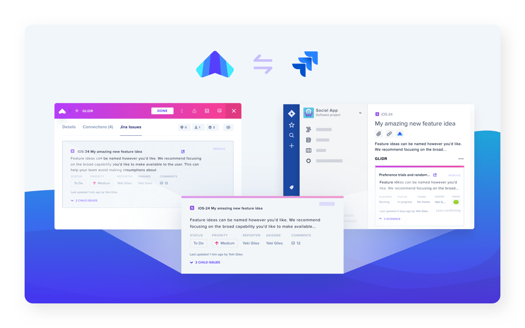 Jira Connect workflow
