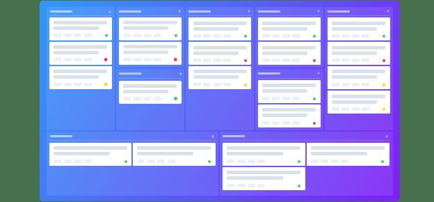 GLIDR business model canvas UI